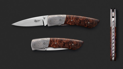Bobcat Knife #46
