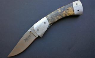 The Robinson Edge | Custom Folding Knives