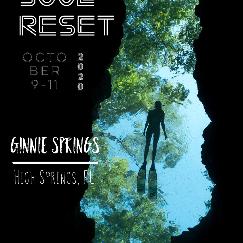 One Massive Soul Reset - Ginnie Springs