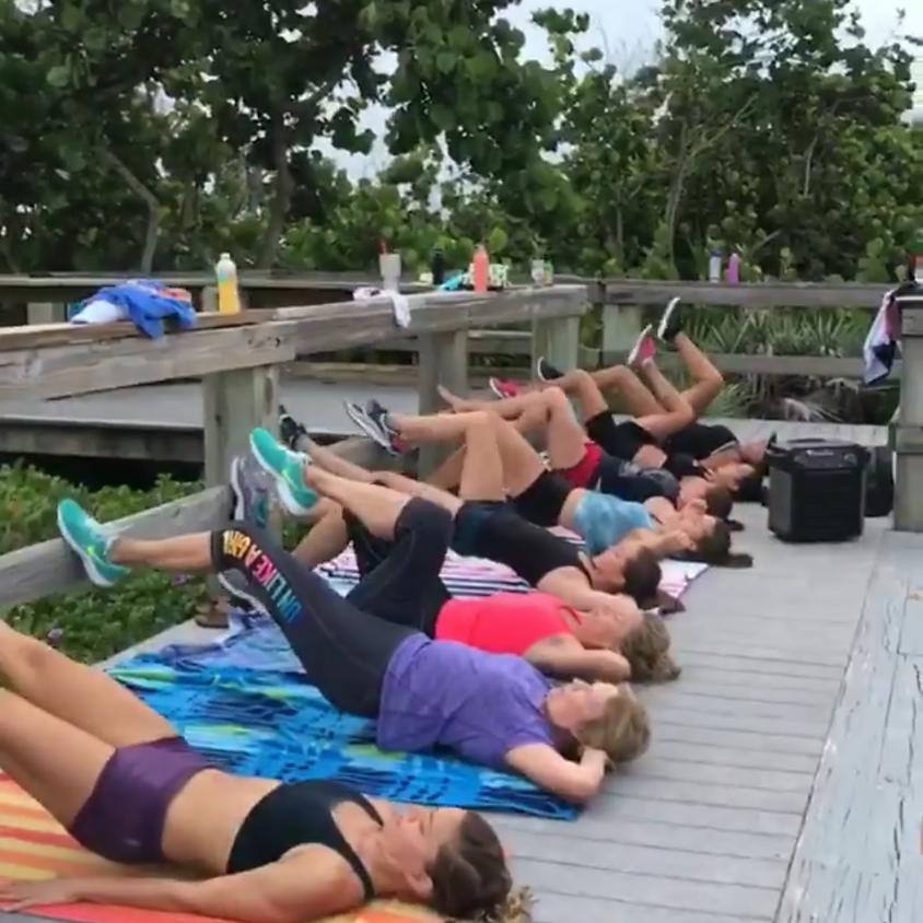 Balanced BS Boardwalk Bootcamp (Surfinista)
