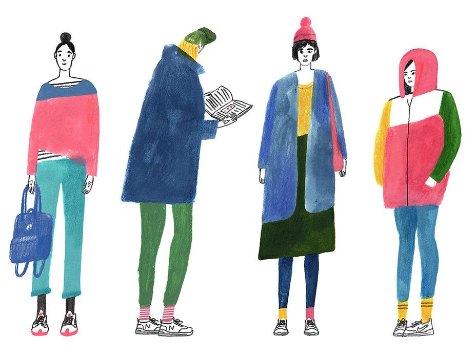 Robert-Sae-Heng Fashion Illustration