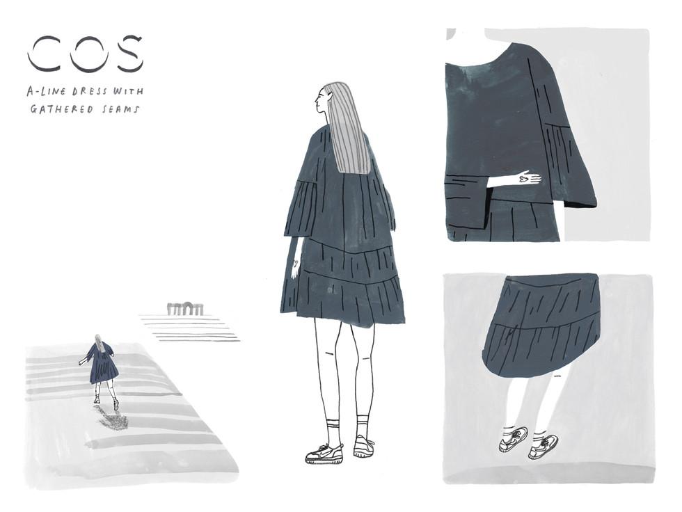 Robert Sae-Heng Fashion Illustration