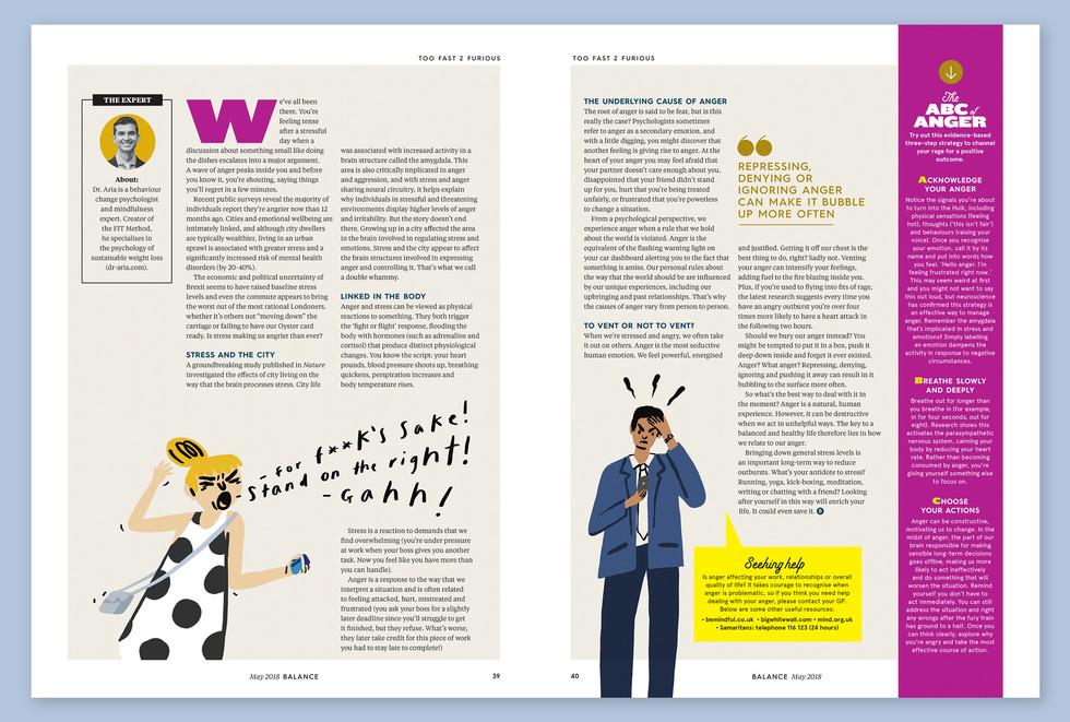 Robert Sae-Heng Balance magazine