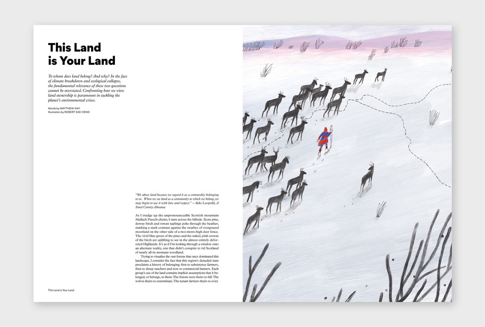 Robert Sae-Heng This Land Is Your Land