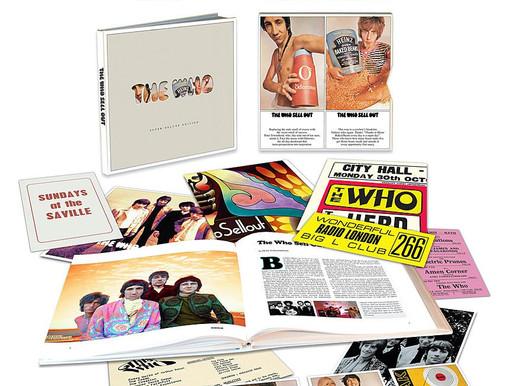 """""""The Who Sell Out"""" Albümü 46 Duyulmamış Şarkıyla Tekrar Yayınlanıyor!"""