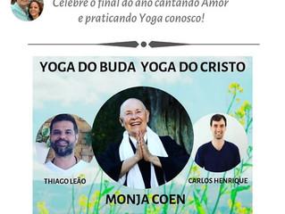 Retiro Yoga do Buda Yoga do Cristo