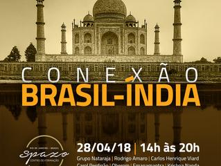 Emanamantra participa do Conexão Brasil-Índia em Niterói
