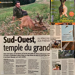 Sud Chasse Interview