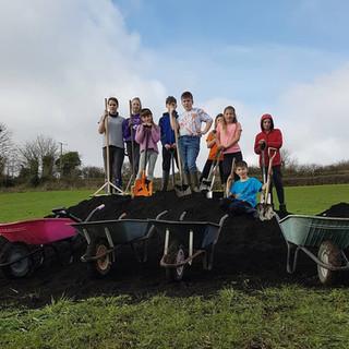 Children and Gardening