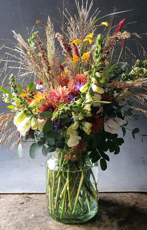 summer-foxgloves-arrangement-black-shed-