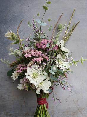 black shed summer posy