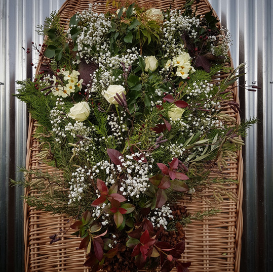 funeral-flowers-for-a-friend-black-shed