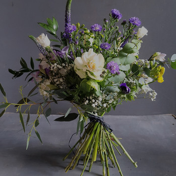 black shed january bouquet