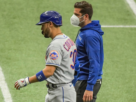 The Mets Recent Rash of Injuries has me UPSET