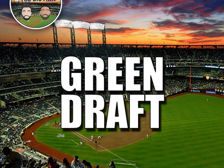 """A Breakdown of the Draft Of """"Green"""""""