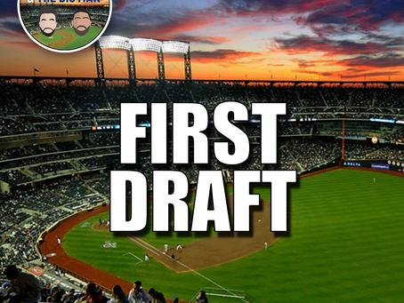 """Draft Analysis - """"First Draft"""""""