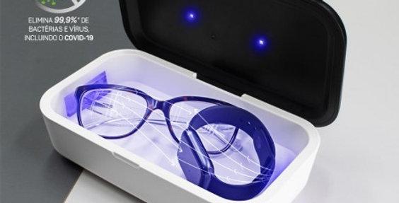 Esterilizador UV Box PRO - UVBS