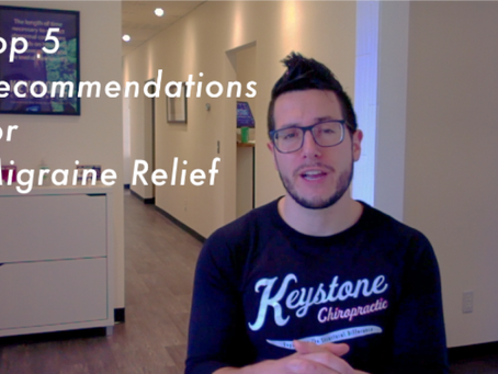 5 Tips for Migraine Relief