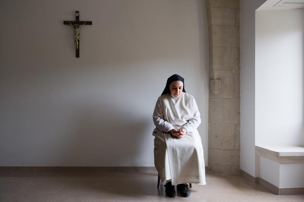 Sor Lucia Caram monestir Santa Clara,MAn