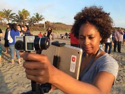 steady gimbal camera