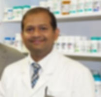 Raj Patel R.Ph Elmira Remedy's Rx