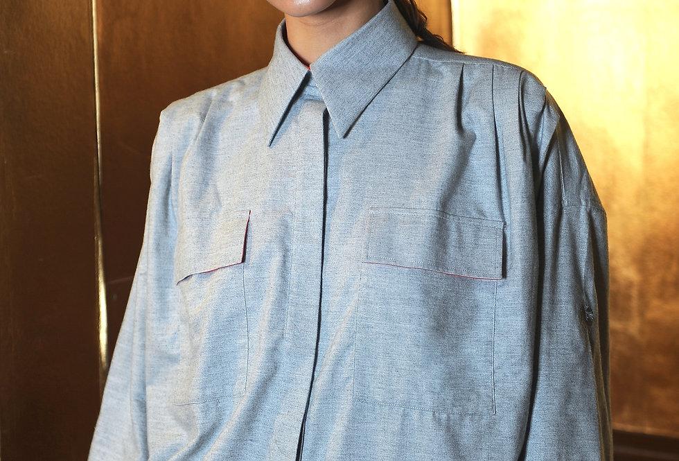 Poly long shirt