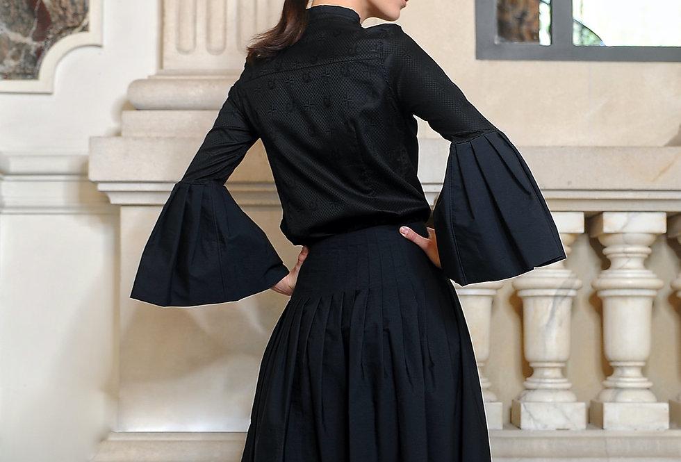 Olivia shirt in black