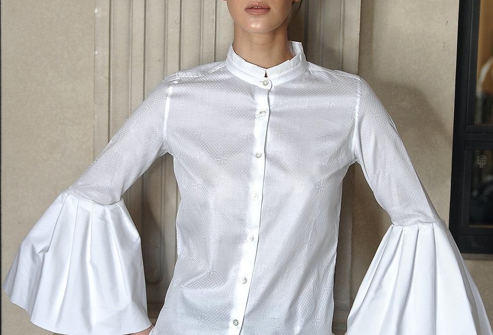 Olivia shirt in white