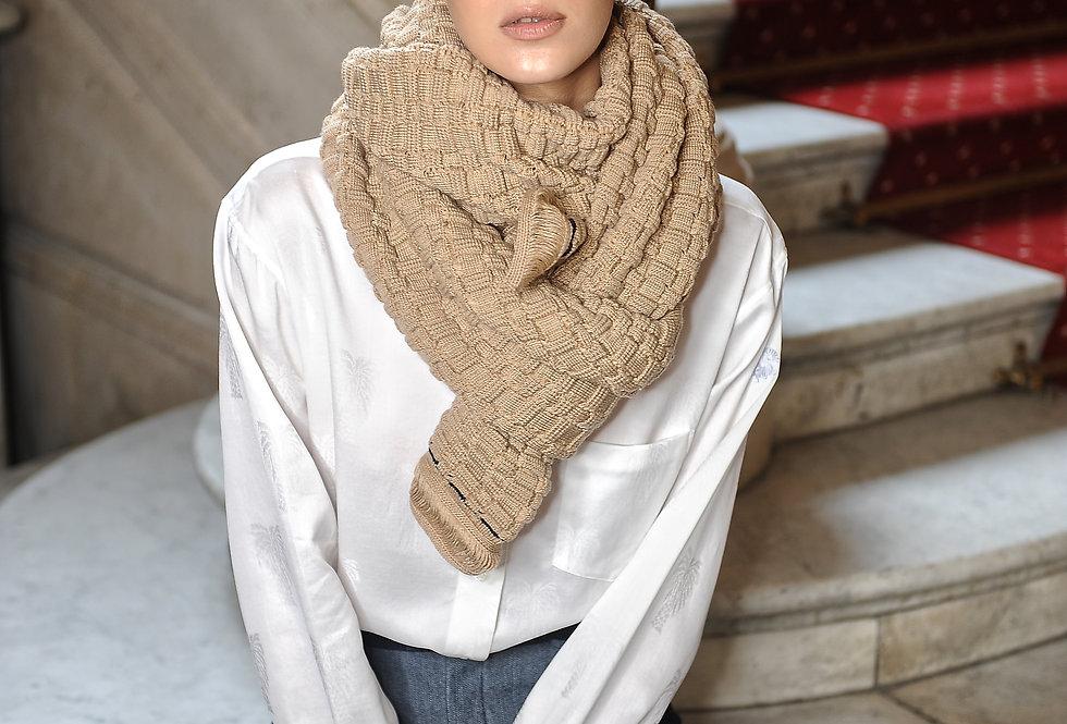 Sestri merinos scarf