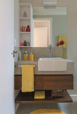Armário de Banheiro - Cód. Pin0019