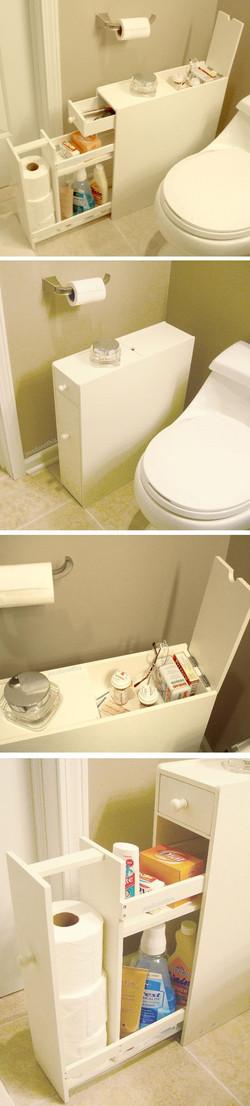 Organizador Banheiro - Cód. Pin0021