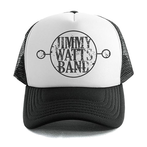 Jimmy Watts Band Trucker Cap
