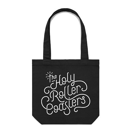 The Holy Rollercoasters Tote