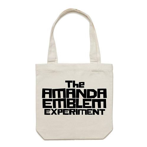 Amanda Emblem Tote