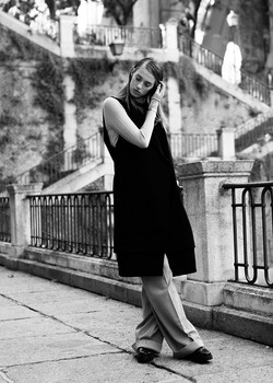 Leyre Sánchez, fashion stylist