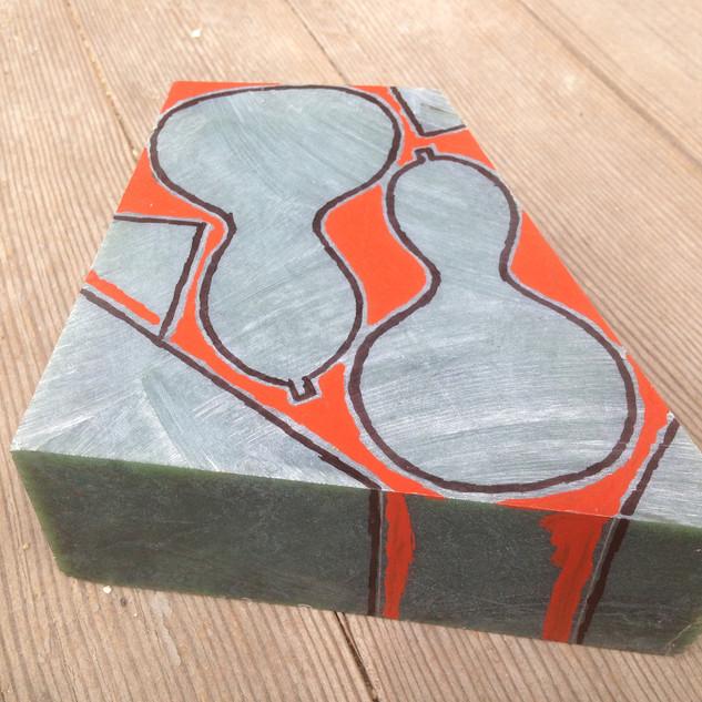 A Nice Block of Jade