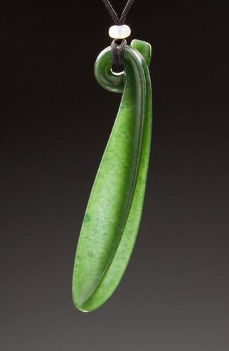 Leaf with Petiole Loop