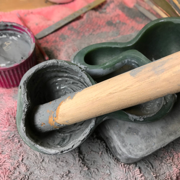Mortar and Pestle Style