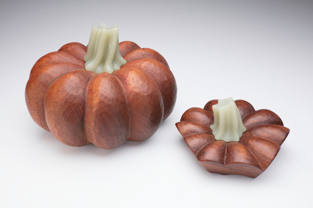 Pumpkin, Jack-O-Lantern Lid