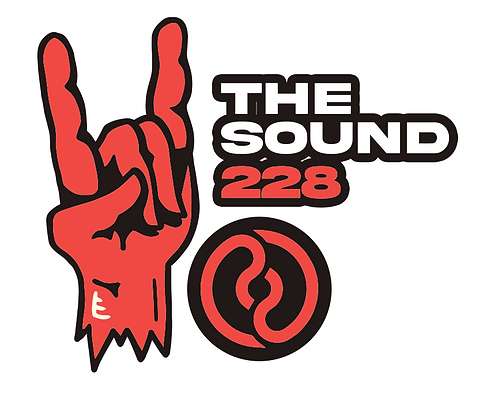 The Sound logo vector hand.png