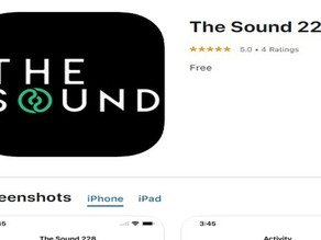 The Sound 228 Radio App is HERE!!