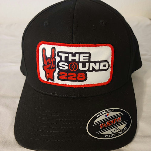 The Sound 228 Flex Fit L/XL Fitted Hat