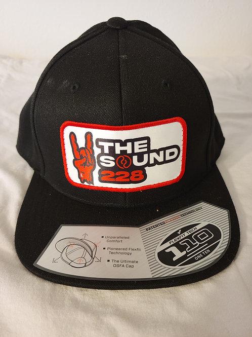 The Sound 228 Flat Bill Snap Back Hat