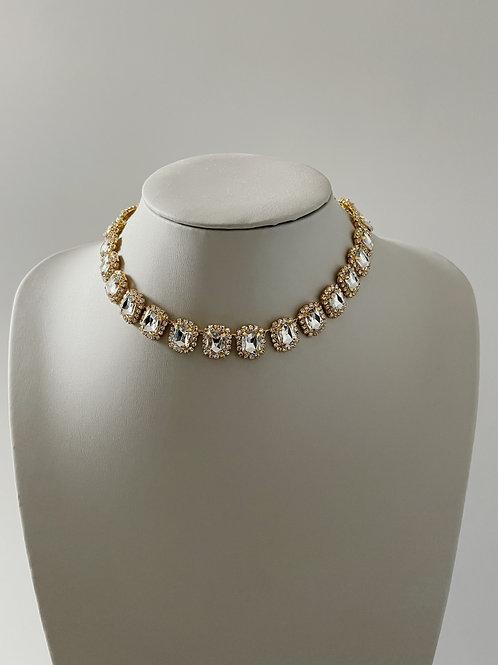 BENIN Diamond Necklace