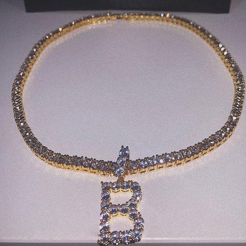 BEKASI Custom Pendant Tennis Chain
