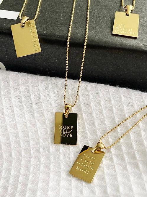 NOVA Gold Chains