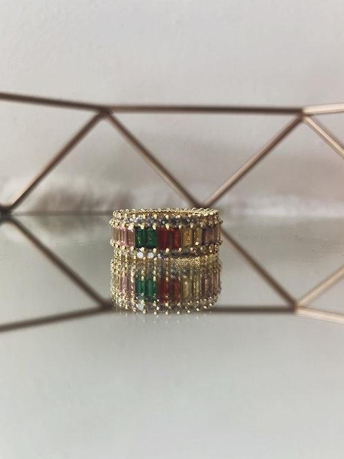 ROSARIO Rainbow Ring