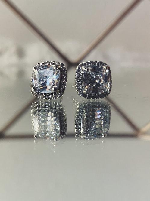 CHRYSI Diamond Studs
