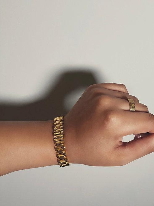 BOGOTÁ Gold Bracelet