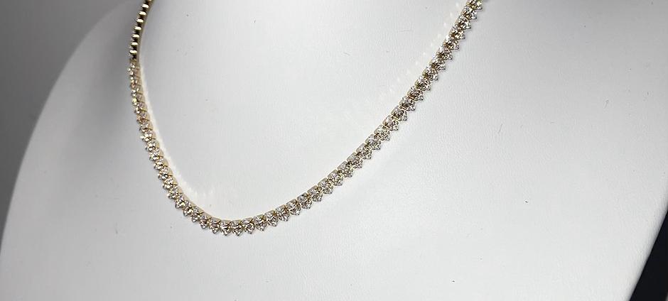 BEKASI Diamond Necklace
